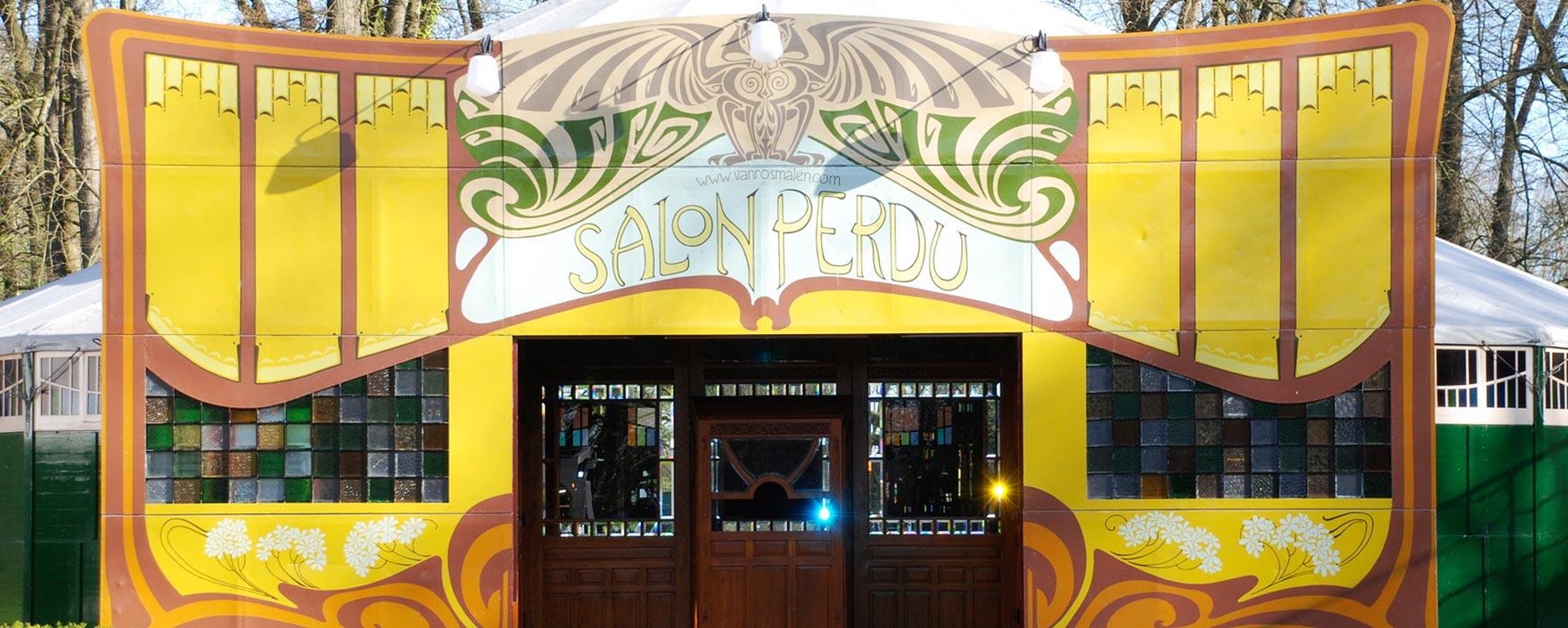 Spiegeltent Salon Perdu